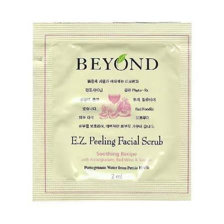Beyond Пилинг - скраб для лица Пробник E.Z.Peeling facial scrub 1ml