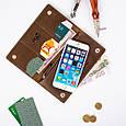 "Бумажник Shabby Olive ""Let's Go Travel"", фото 6"