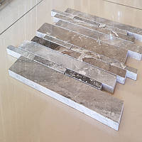 Мозаика мраморная Silver Fantasy полированный, 30,5х30,5х1.5хсм, фото 1