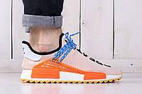 Кроссовки мужские легкие Adidas NMD Human Race Pharrell Williams (адидас, реплика), фото 1