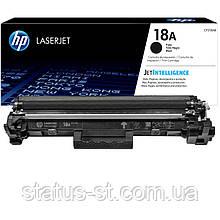 Заправка картриджа HP 18A (CF218A) для принтера M104, M104w, M132a, M132fn, M132fw, M132nw