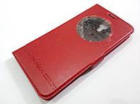 Чохол книжка з віконцем momax для LG X View K500DS червоний