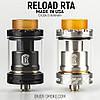 Снова в наличии обслуживаемые атомайзеры Reload RTA!
