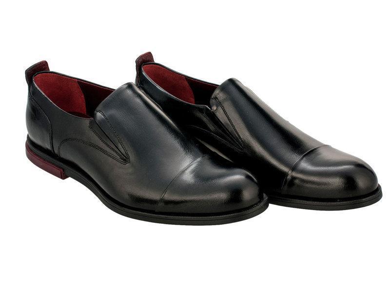 Туфли Etor 14184-125-12 43 черные