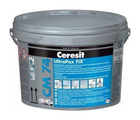 Эпоксидный клей Ceresit CM 74 (СМ 74) UltraPox FIX 8 кг