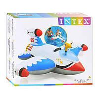 Надувной плот Intex 147х127 см (57539) Уценка
