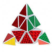 Кубик Рубика Pyraminx Triangle Pyramid Cube Пирамида треугольник, 008624, фото 1
