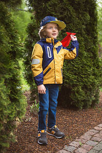 Демисезонные куртки для девочек (дошкольник )
