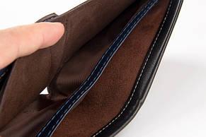 Мужской кошелек BAELLERRY Fuerdanni Мужской кожаный кошелек Short Коричневый (SUN0236), фото 2