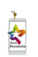 Сенсор (Тачскрин) для мобильного телефона Bravis A504 Trace, белый