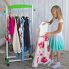 """Підлогова стійка для дитячого одягу """"УМКА"""" від виробника, фото 7"""