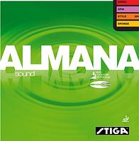 Накладка на ракетку Stiga Almana Sound SynergyTech