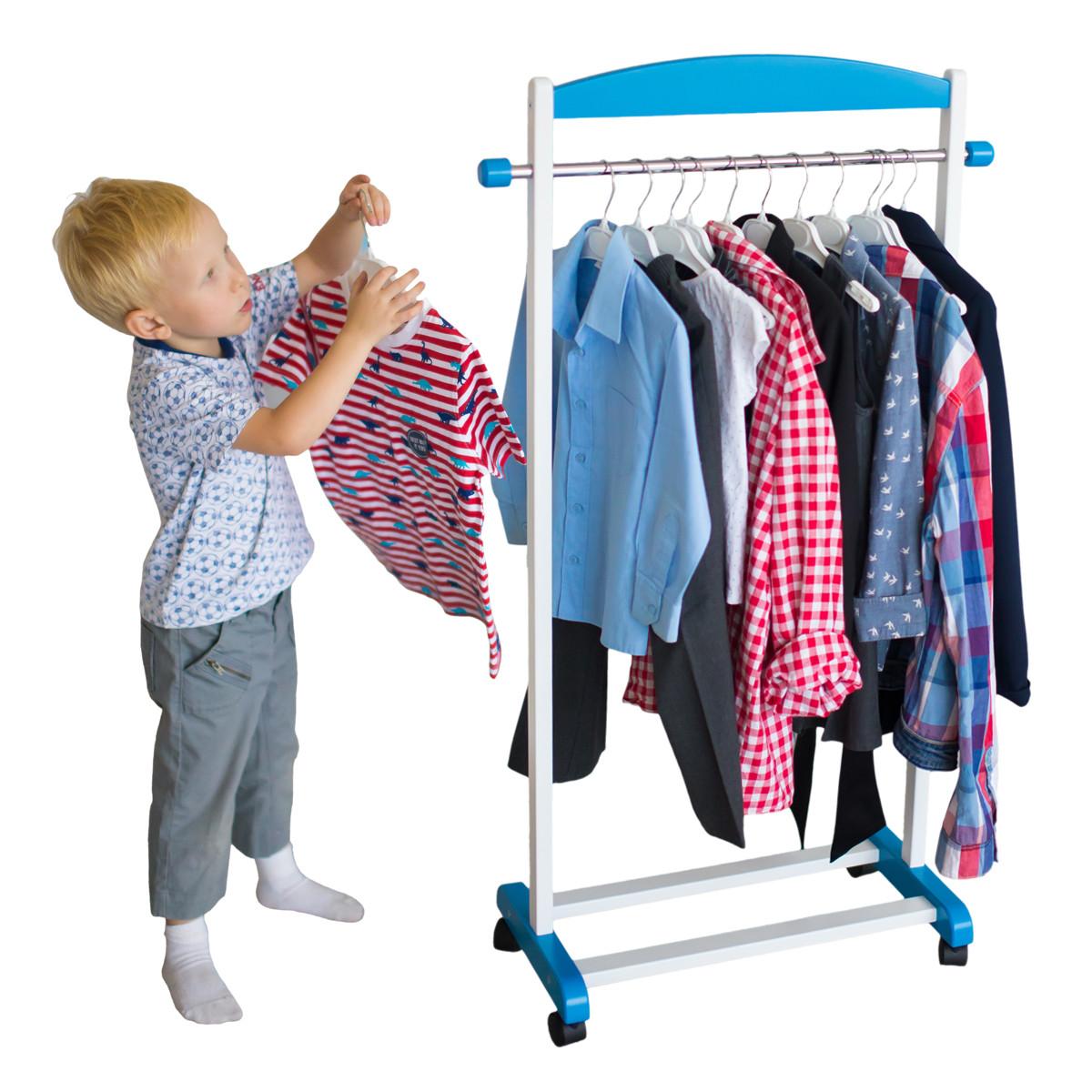 """Підлогова стійка для дитячого одягу """"УМКА"""" від виробника"""