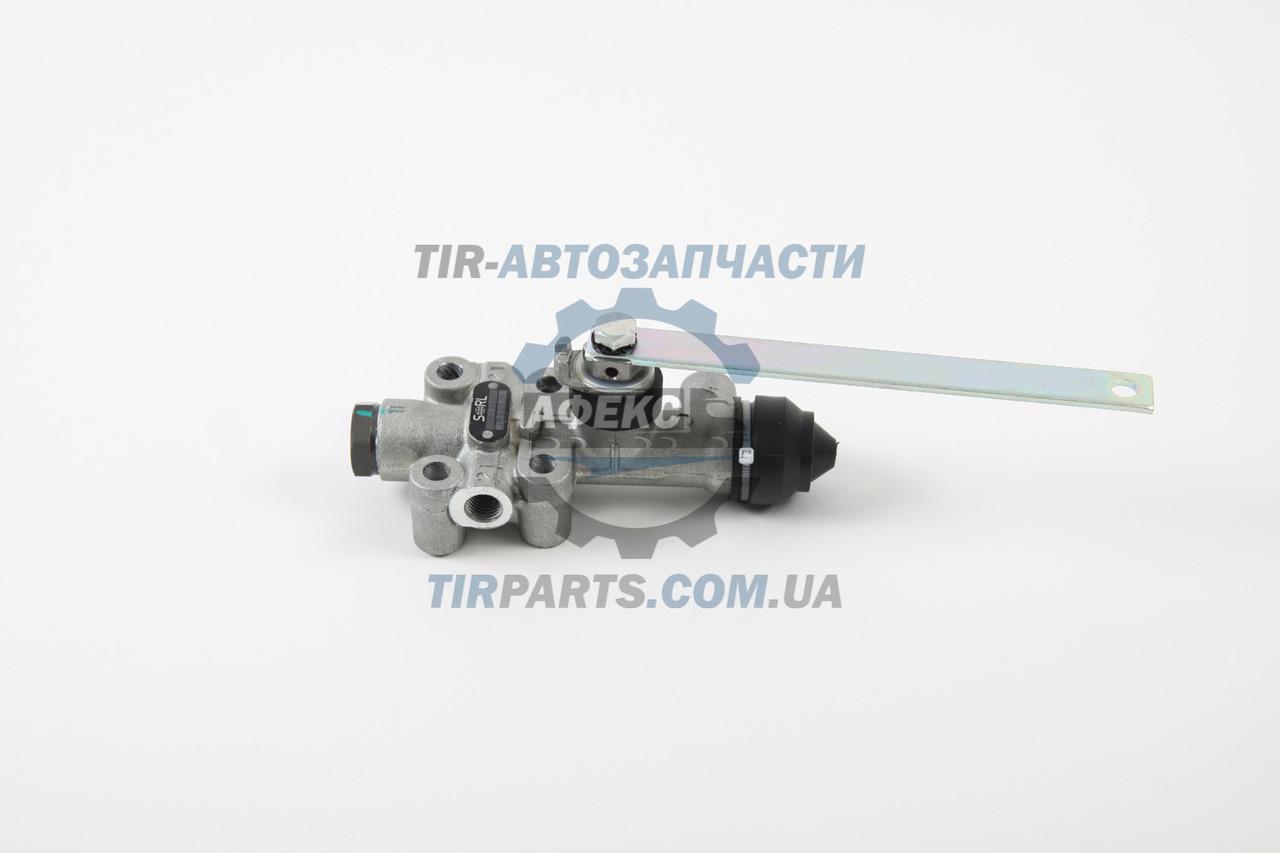 Кран уровня пола EVOBUS, SETRA, DAF, IVECO, Renault 160mm, M12x1,5 (SV1318   83656CNT)