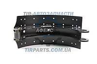 Колодка барабанная металл ROR, TRAILOR с роликом / WVA19036 (15025412, 1649000R | 84343CNT)