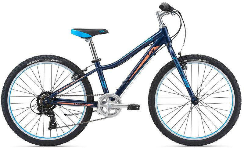 """Подростковый велосипед Giant Liv Enchant 2 24"""" (GT)"""