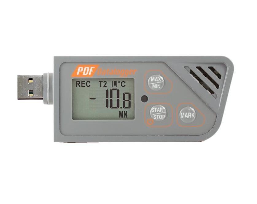 Логер-реєстратор температури і вологості AZ88162