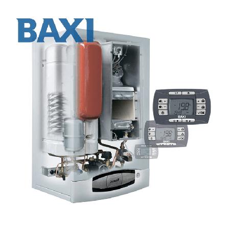 Газовый котел Baxi NUVOLA 3 COMFORT 280Fi, фото 2