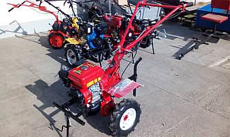 Мотоблок с бензиновым двигателем Forte HSD1G-105G (колеса 4.00-10)