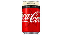 Coca Cola Vanilla Zero 330 ml