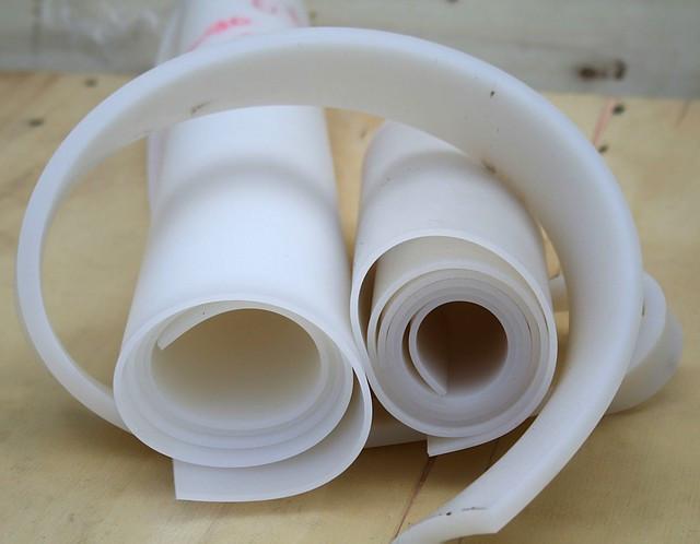 Силиконовая резина толщ. 3 мм шир. 1500 мм