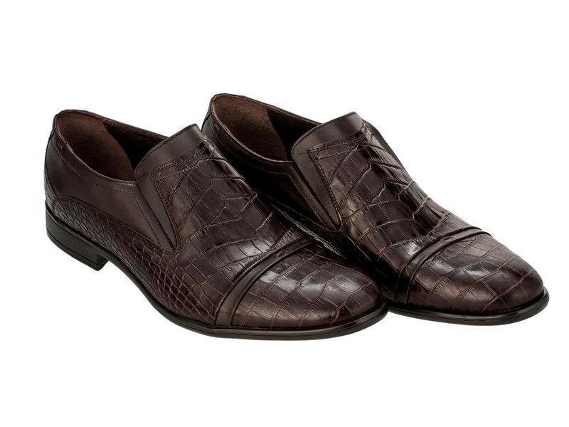 Туфли Etor 13225-7241 41 коричневые