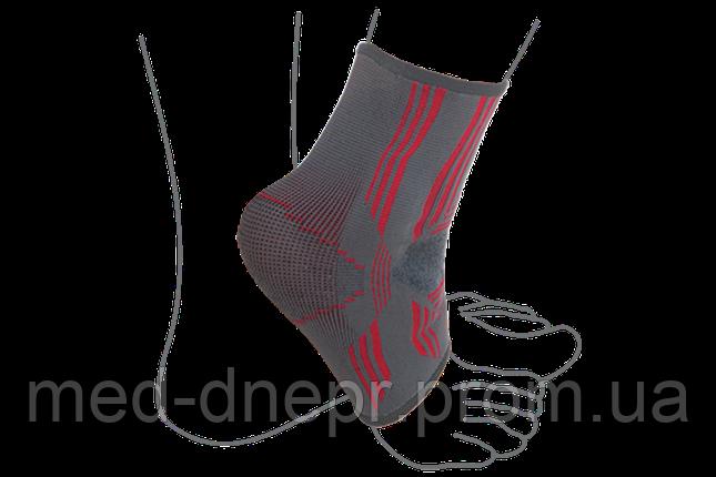 Бандаж на голеностопный сустав вязанный эластичный ReMed R7104, фото 2