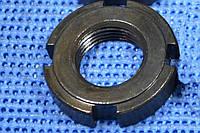Гайка М39 круглая шлицевая ГОСТ 11871-88, DIN 981