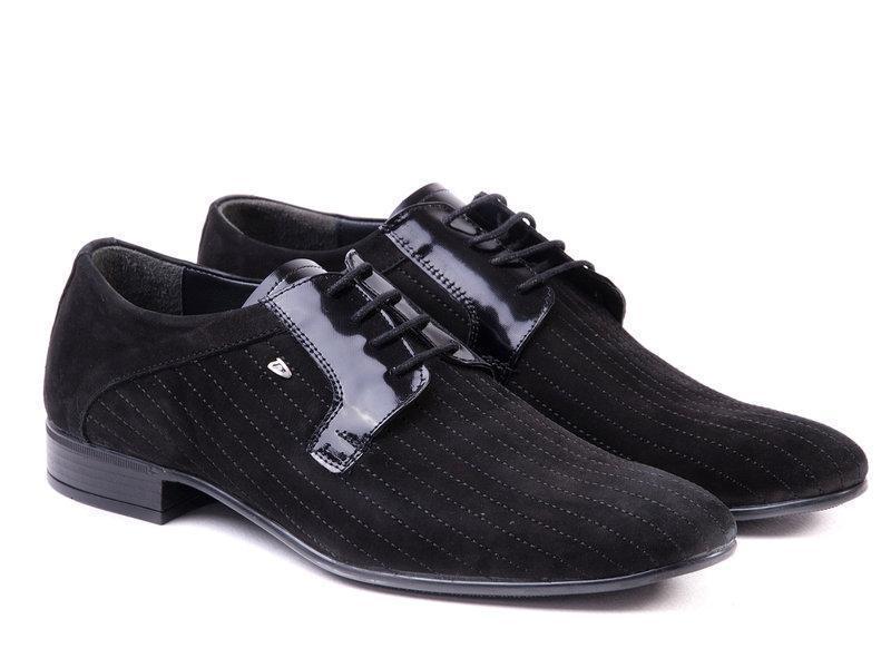Туфли Etor 10019-826-1 43 черные