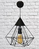 Светильник подвесной LOFT E27 316*295мм металл NL0538