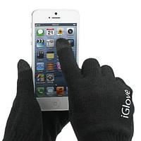 Перчатки для сенсорных телефонов, iGlove