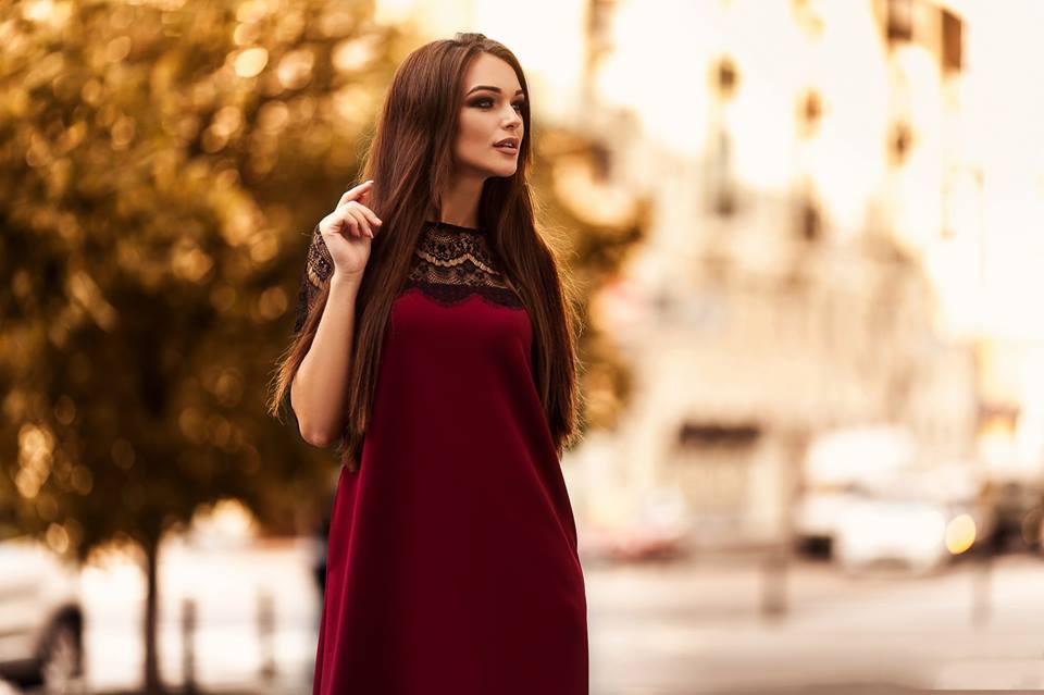 Коктейльне плаття Angola