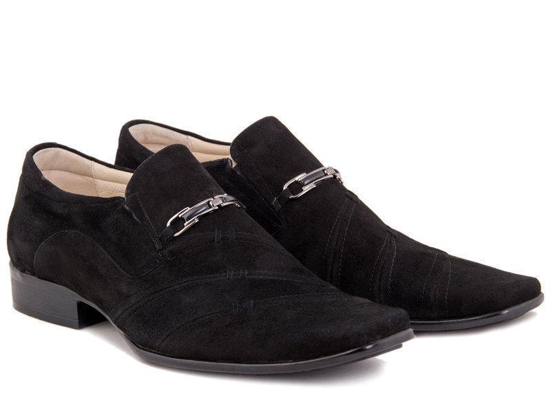 Туфли Etor 5552-502 43 черные