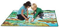 Игровой коврик с животными Путешествие по миру MD15192, Melissa&Doug, фото 1