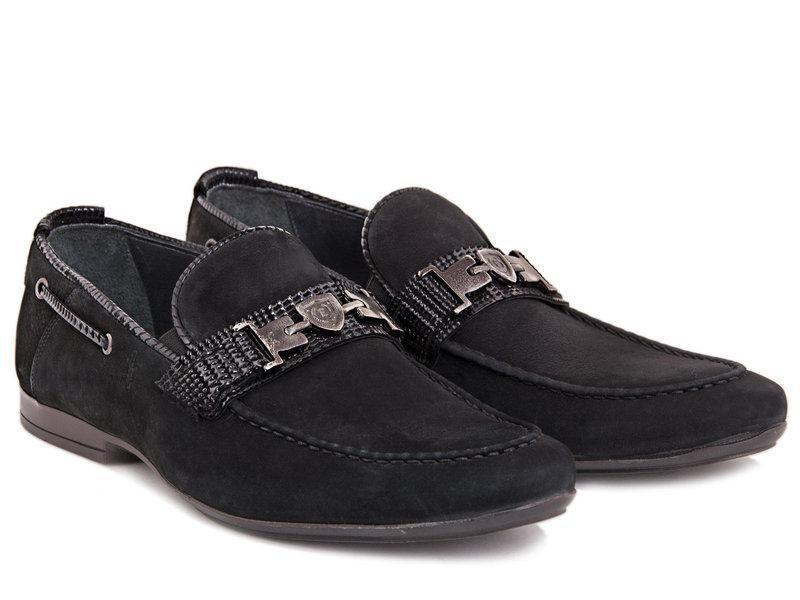 Туфли Etor 6162-596-117 39 черные