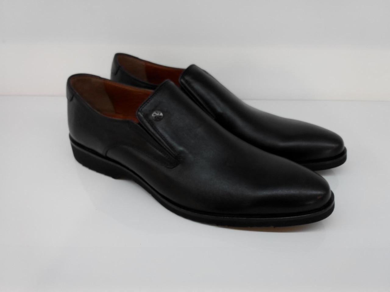 Туфли Etor 10140-5556 41 черные
