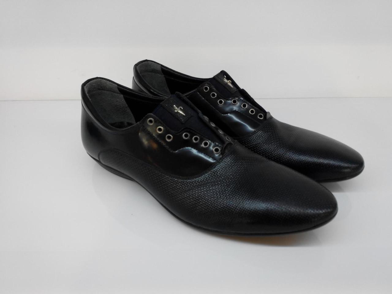 Туфли Etor 10392-1562-999 41 синие