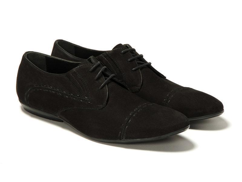 Туфли Etor 11166-1562 43 черные
