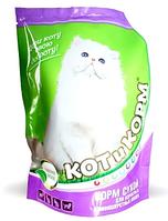Корм для кошек КотиКорм для длинношерстных кошек, 10 кг