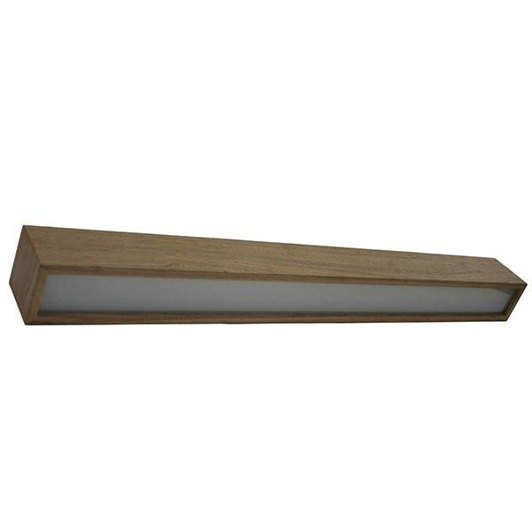 Линейный светодиодный светильник INF-LED Wood 23Вт 1000мм
