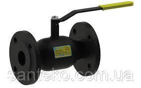 Кран стальной шаровый фланцевый 11с36п breeze  Ру=16  Ду80/80