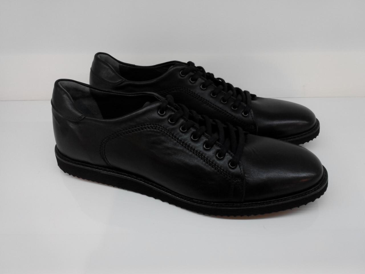 Туфли Etor 13145-100-78-1 46 черные
