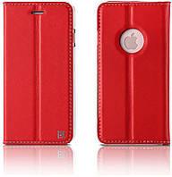 Чехол-книжка Remax Foldy series for iPhone 7 Plus Red