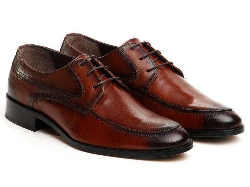 Дерби Etor 13171-10567-262-337 40 коричневые
