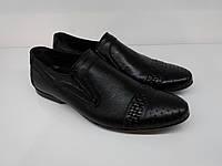 Туфли  Etor 6761-650 39 черные, фото 1