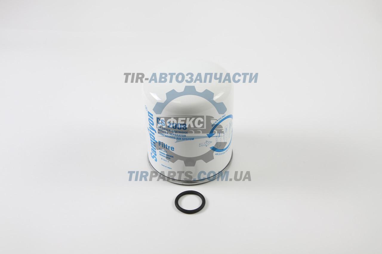 Фильтр влагоотделителя DAF CF85.430 XE315C/E (Euro3) 01/01 с маслоотделителем! (TB 1396 x | CS2008)