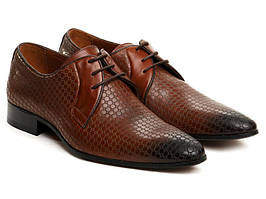 Туфли Etor 9838-492 41 коричневые