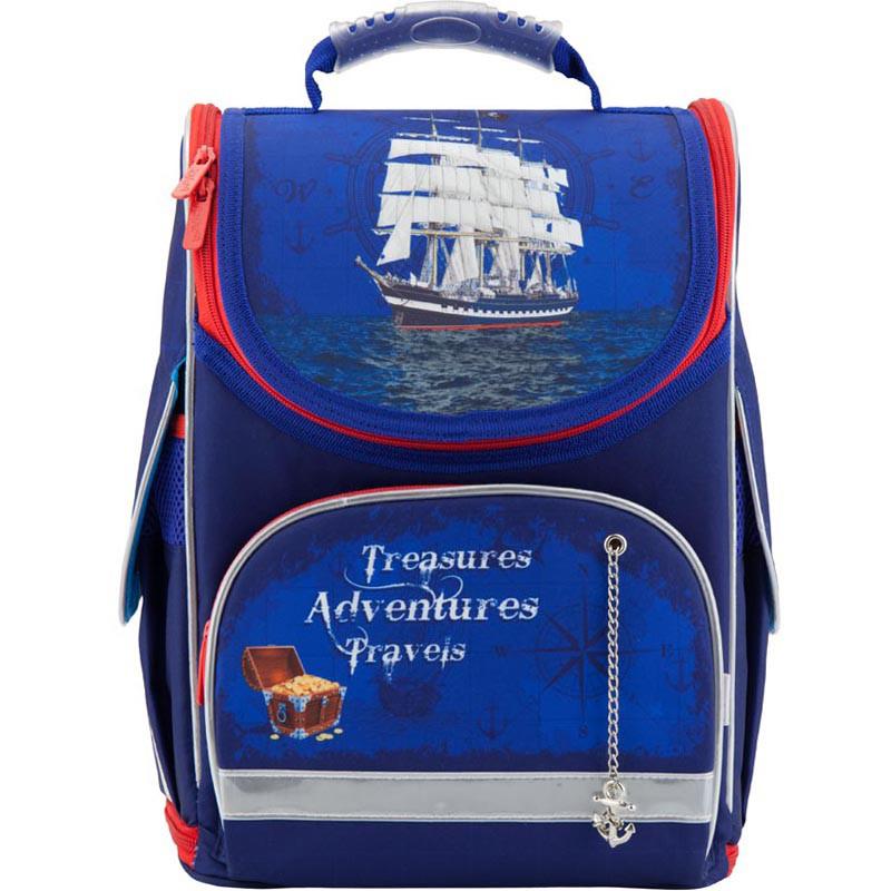 """Рюкзак шкільний """"трансформер"""" Kite Sea adventure K18-500S-2"""