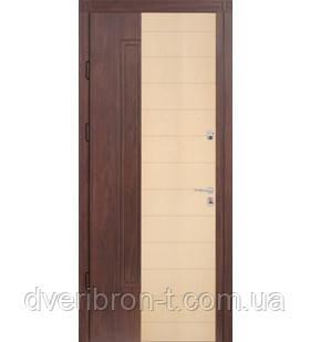 Входная дверь Страж standart Софитти ПВХ, фото 2