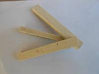 Брусок заточной абразивный 25А (электрокорунд белый) 180х30х8 10 СТ